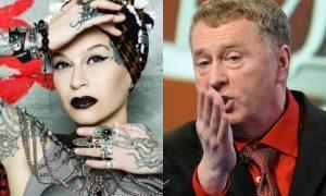Наргиз подала в суд на назвавшего ее «чудищем» и «обезьяной» Жириновского