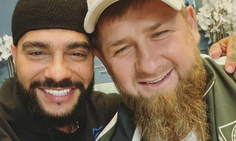 Тимати отметил день рождения в Чечне в компании Рамзана Кадырова
