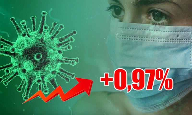 Динамика коронавируса на 17 августа