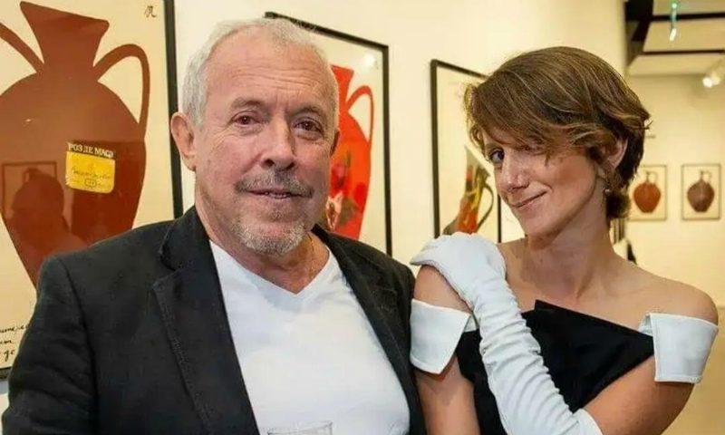 66-летний Андрей Макаревич впервые вышел в свет с новой супругой