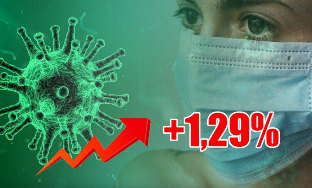 Динамика коронавируса на 24 августа