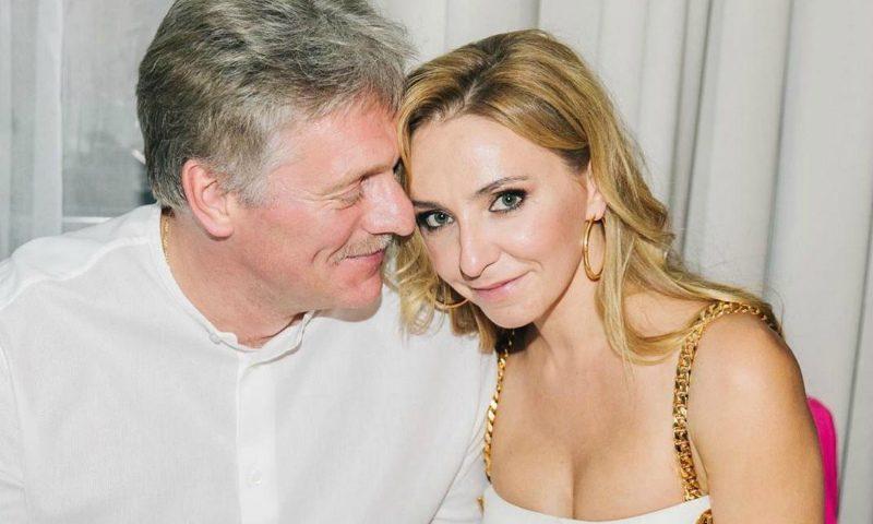 СМИ: Татьяна Навка и Дмитрий Песков готовятся вновь стать родителями