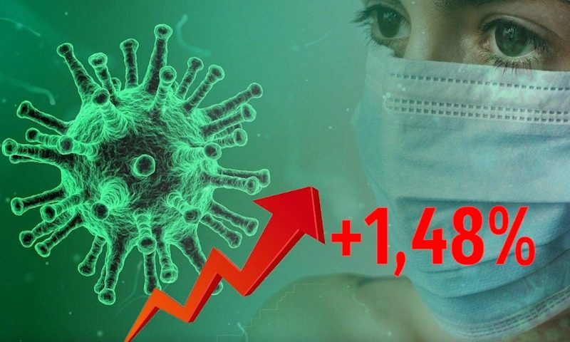 Динамика коронавируса на 31 августа