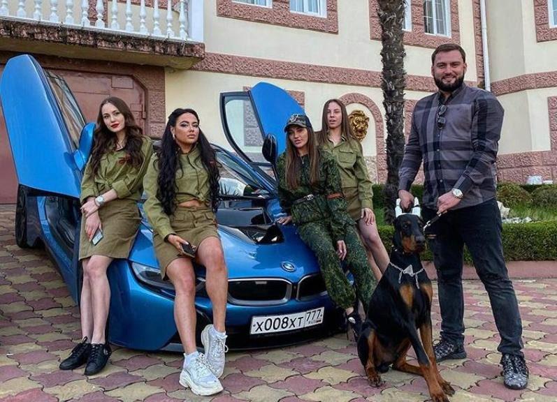 Внук экс-владельца волжского завода Герман Макаров безнаказанно нарушает ПДД