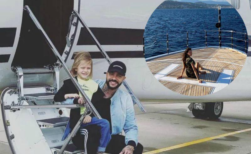 Тимати летает эконом-классом, пока Решетова отдыхает на яхте за 1 млн евро в неделю