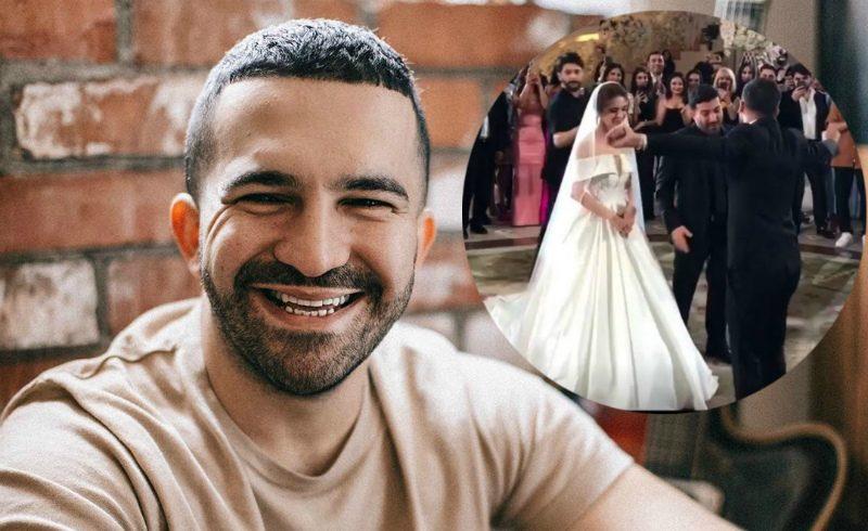 Ангелы, лезгинка и звезды: певец Bahh Tee сыграл пышную свадьбу