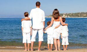 В Госдуме предложили увеличить оплачиваемый отпуск многодетным родителям