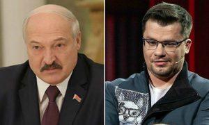 «Батька лупит народ!»: Гарик Харламов обратился к Александру Лукашенко