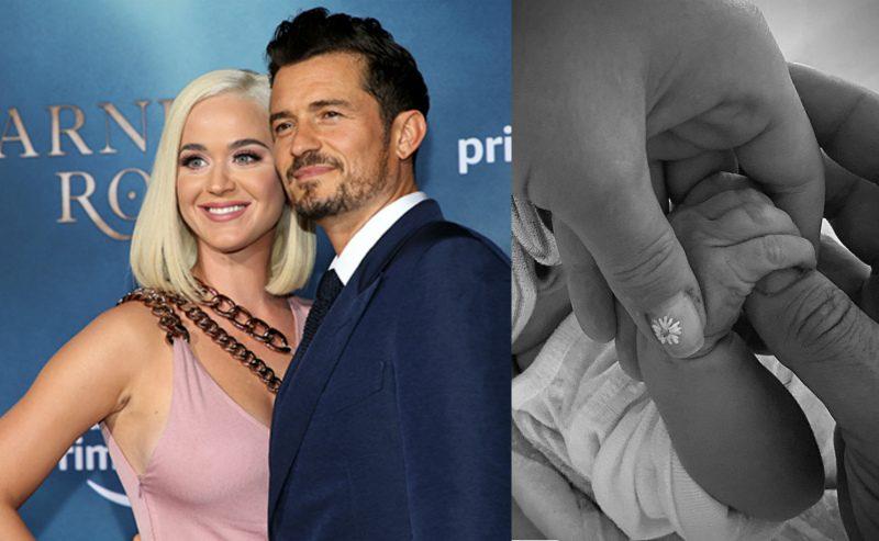 «Нам повезло»: Кэти Перри и Орладно Блум стали родителями