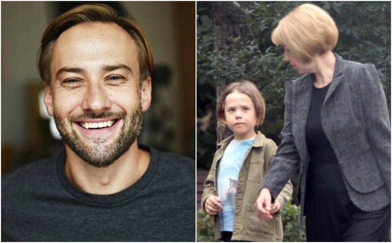 «Так вырос»: папарацци сняли 7-летнего сына Фриске и Шепелева