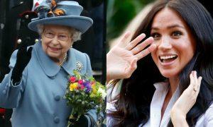 Королевская семья «поздравила» Меган Маркл, убрав важную часть ее биографии