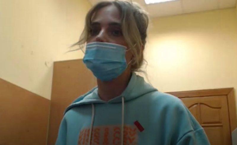 «Крым украинский!»: Глюкозу остановили в киевском аэропорту