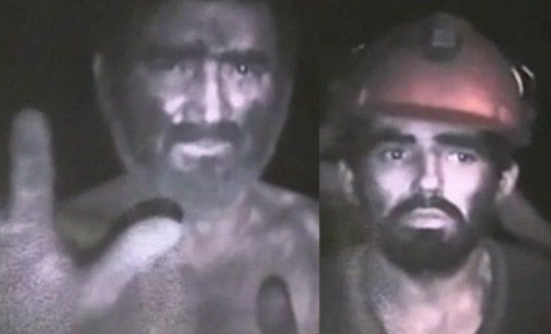 Запечатаны в преисподней: гигантская глыба замуровала 33 шахтёров на глубине 700 метров