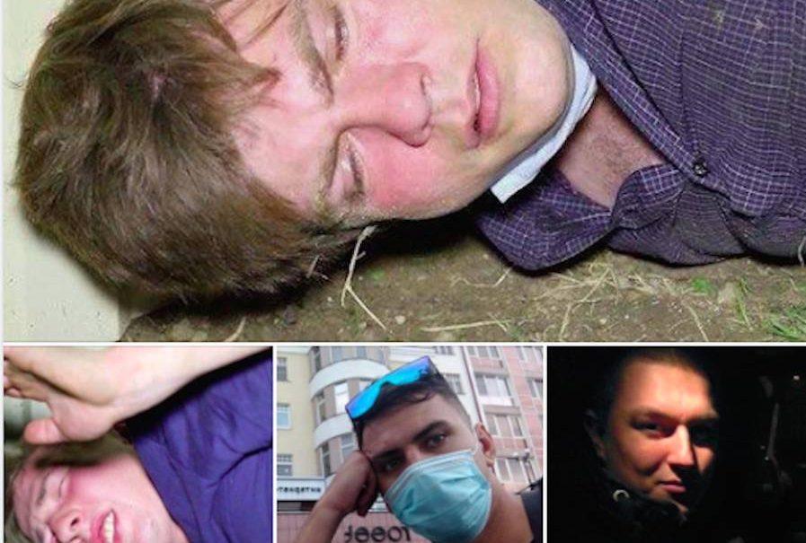 Белоруссия показала избитых россиян - «провокаторов беспорядков»