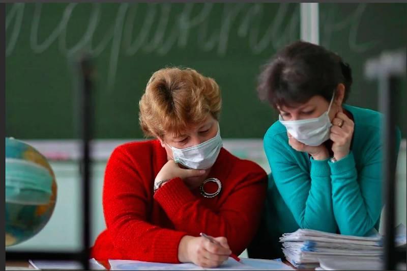 Борьба с коронавирусом в школах обернулось новыми поборами с родителей