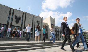 Дети российских чиновников поступили в вузы без конкурса