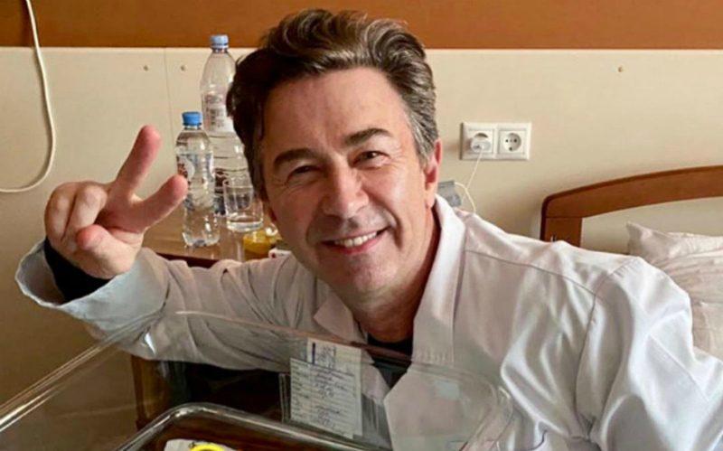 «Сын!»: 62-летний Валерий Сюткин подтвердил, что в четвертый раз стал отцом