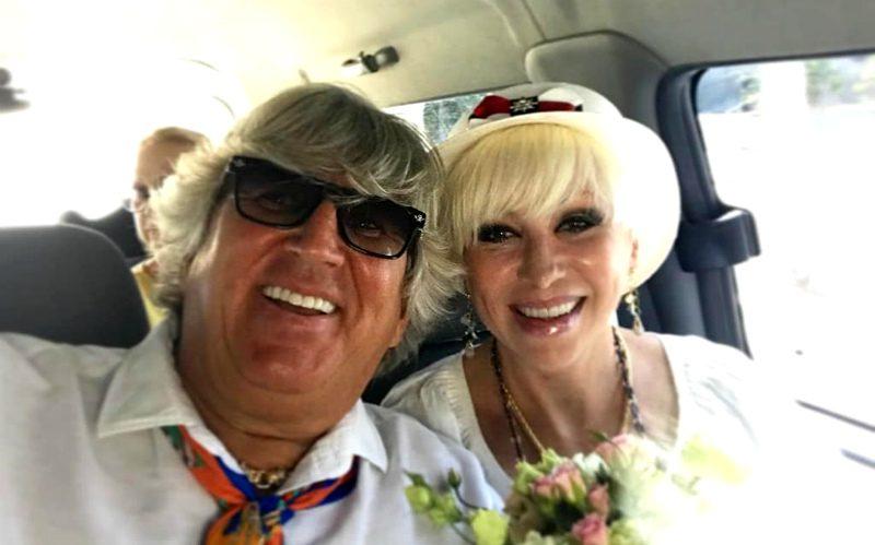 «Валя упала в ванной!»: муж Валентины Легкоступовой объяснил проломленную голову