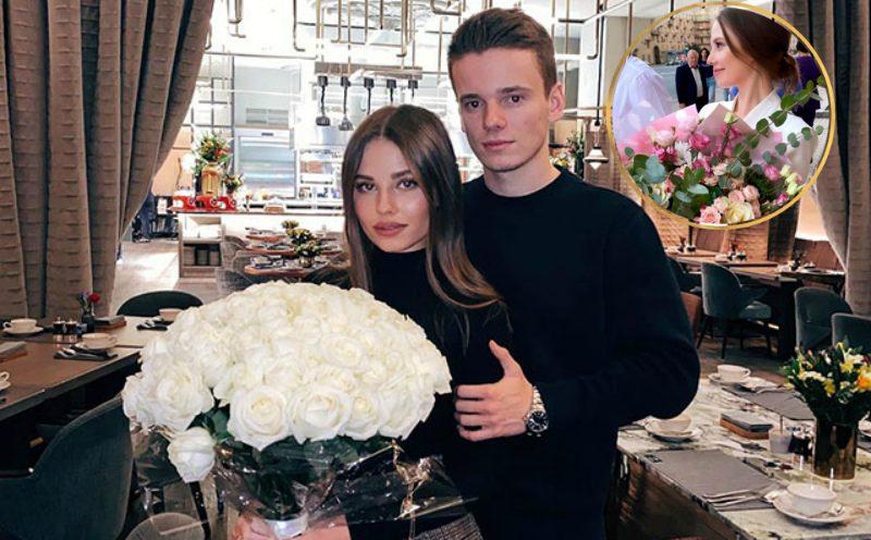Подарок от Киркорова и банкет на природе: 21-летний сын Валерии женился
