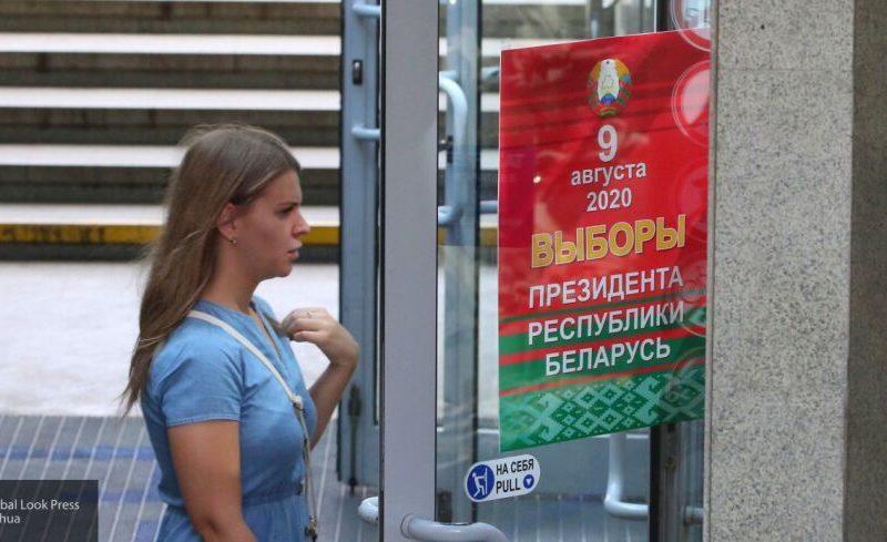 Опубликованы окончательные данные голосования на выборах президента Белоруссии