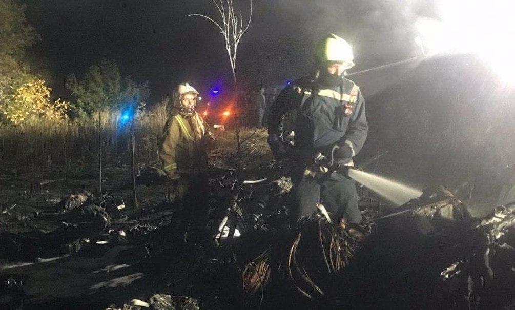 Крушение самолета с курсантами под Харьковом: что известно на данный момент