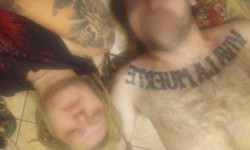 Вдова питерского музыканта сделала селфи с его остывающим телом. Теперь ее атакуют хейтеры