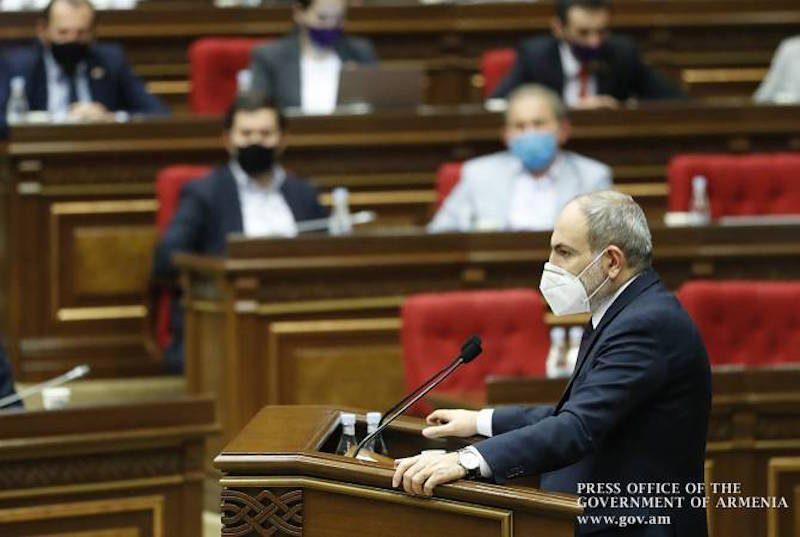 Армения отказалась выходить из карантина до 11 января 2021 года