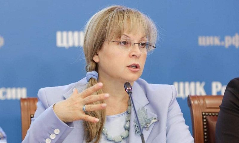 Памфиловой рассказали, как воронежцу удалось два раза проголосовать на выборах депутатов
