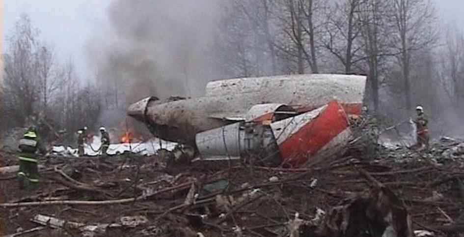 Польша требует ареста российских диспетчеров, работавших при крушении Ту-154 с президентом Качиньским