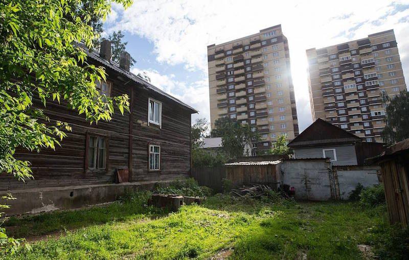 Россиян хотят лишить последних гарантий собственности на жилье