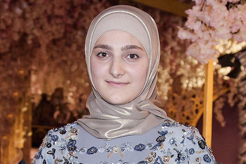 Кадыров назначил свою 21-летнюю дочь замминистра