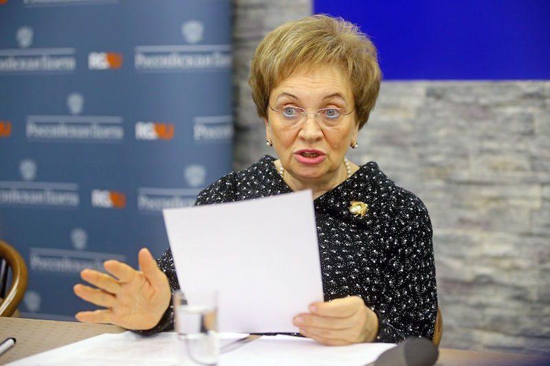 Глава Мосгорсуда попросилась в отставку после 20 лет на посту