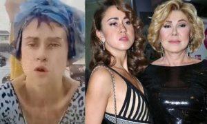 Дочь Успенской сняли на видео в Лос-Анджелесе в неадекватном состоянии
