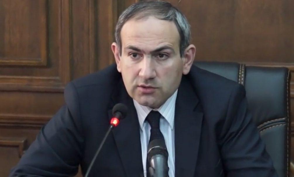 Главу Армении Никола Пашиняна уличили в предоставлении убежища лидерам международных преступных группировок