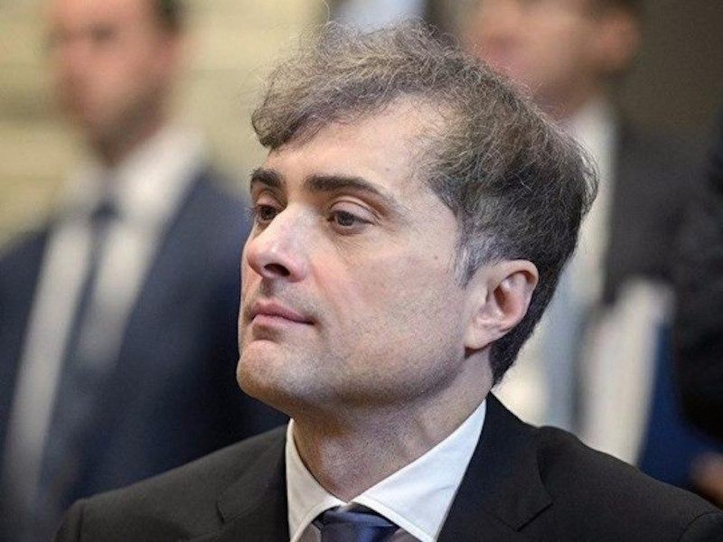 Свобода и кокаин: экс-помощник президента России Владислав Сурков написал душевные стихи