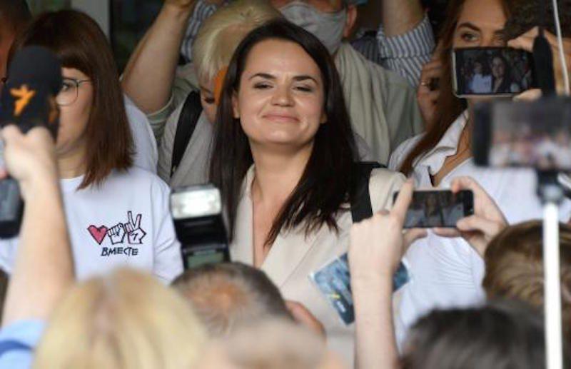 Тихановская пригрозила, что отменит все договоренности Лукашенко и Мишустина