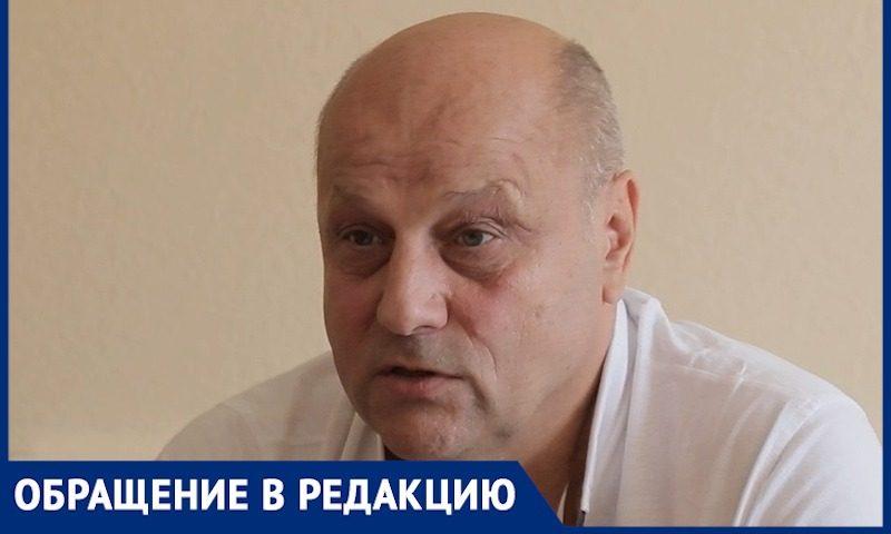 «Это 37-й год»: директору завода Геннадию Долбне устроили большой террор из-за выборов в Воронежской области