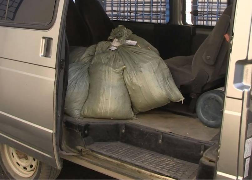 В Волгоградской области сожгли 8 кг конопли и марихуаны наркодилера-пенсионера
