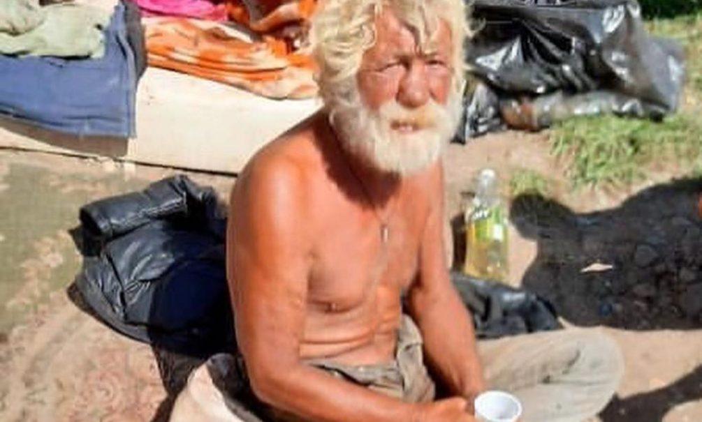 Бездомный из Краснодара 7 лет не может вернуться домой в Липецк