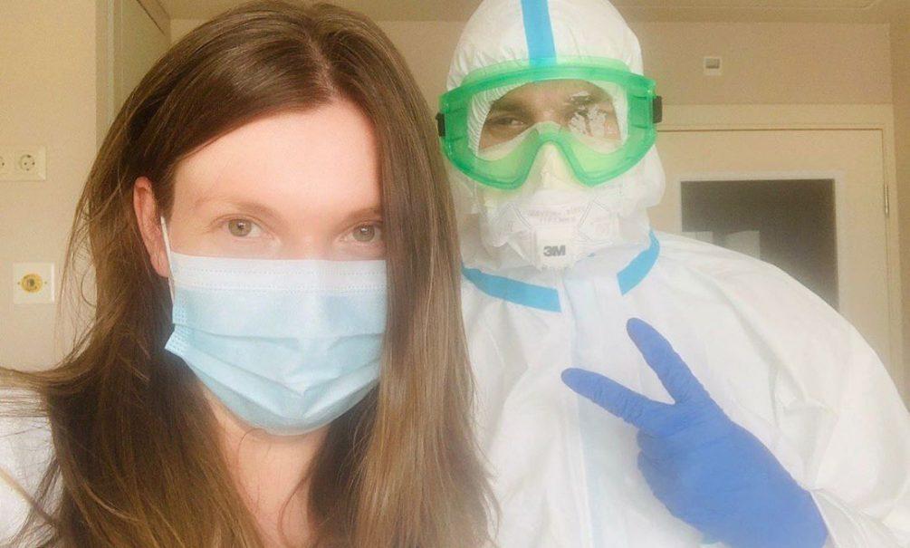 «Меня именно им и вылечили»: ведущая из Волжского Ольга Скабеева - о российском лекарстве от коронавируса