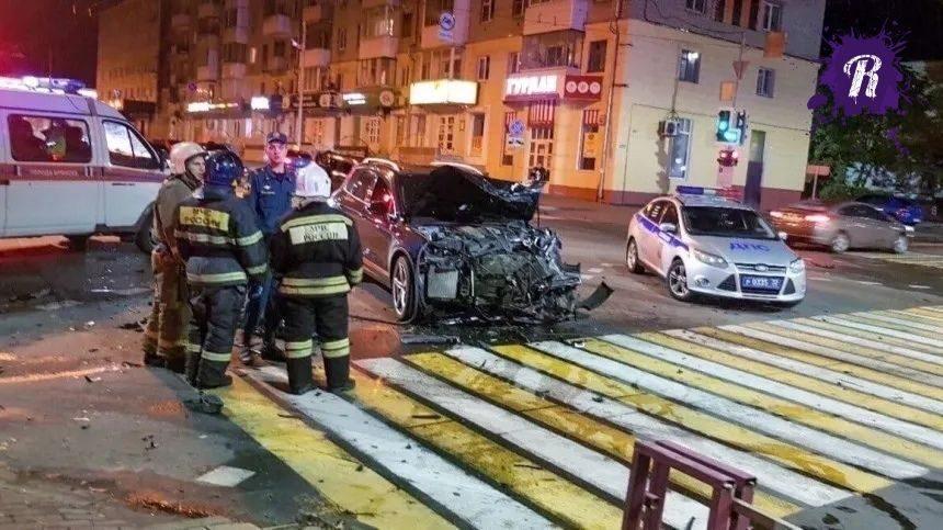 """Сын брянского экс-вице-губернатора арестован по """"статье Ефремова"""""""