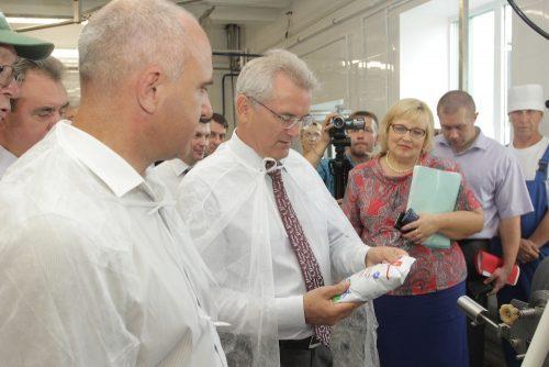 Область высокого давления: губернатор Белозерцев сумел сделать так, чтобы о регионе заговорили