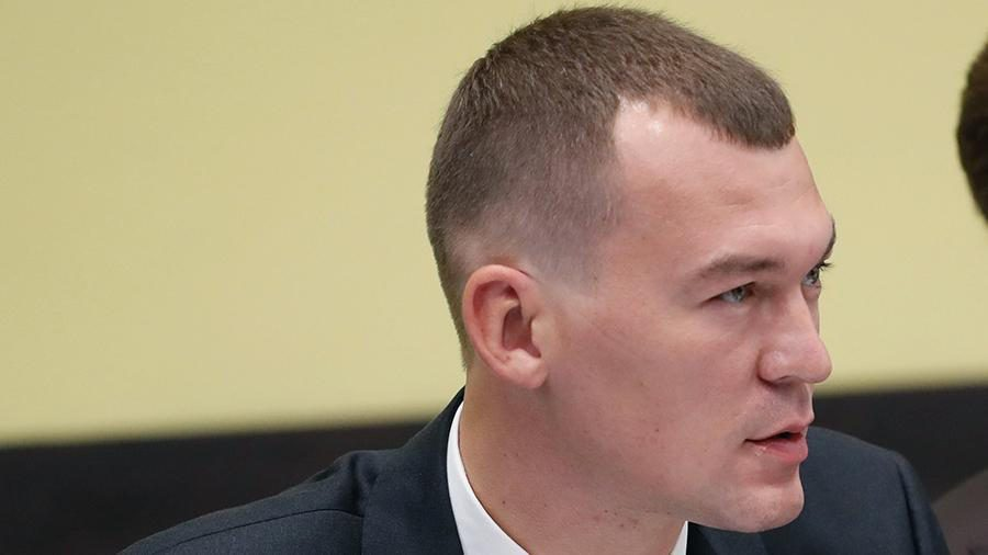 Дегтярев уволил чиновника-