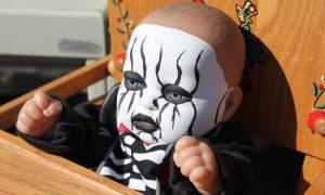 Смертельный экзорцизм: в Молдове мать и бабушка убили младенца во время обряда по изгнанию бесов