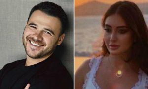 СМИ: Эмин Агаларов тайно обручился с новой девушкой спустя 4 месяца после развода