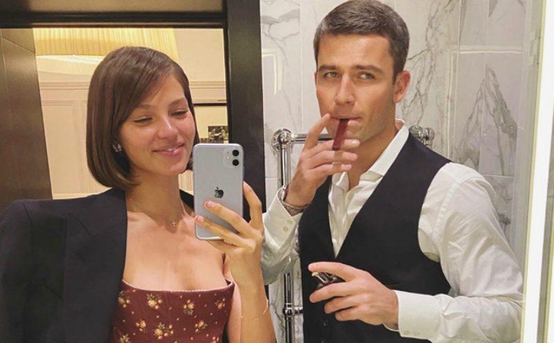 Алеся Кафельникова подтвердила роман с бывшим женихом Светланы Ходченковой