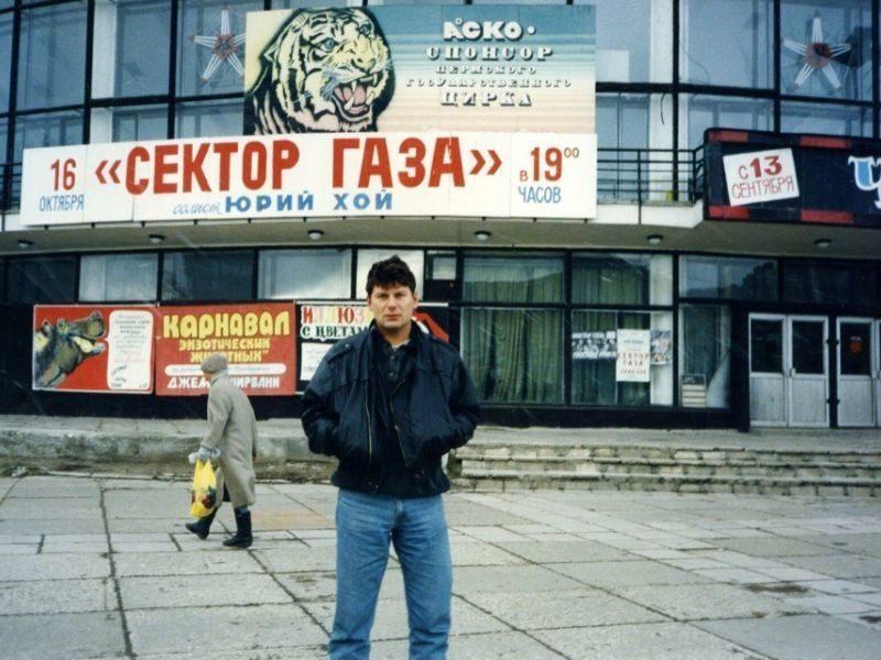 Установку памятника Юрию Хою в Воронеже поддержали на самом высоком уровне