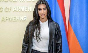«Молимся за храбрых мужчин»: Ким Кардашьян вступилась за Армению в военном конфликте