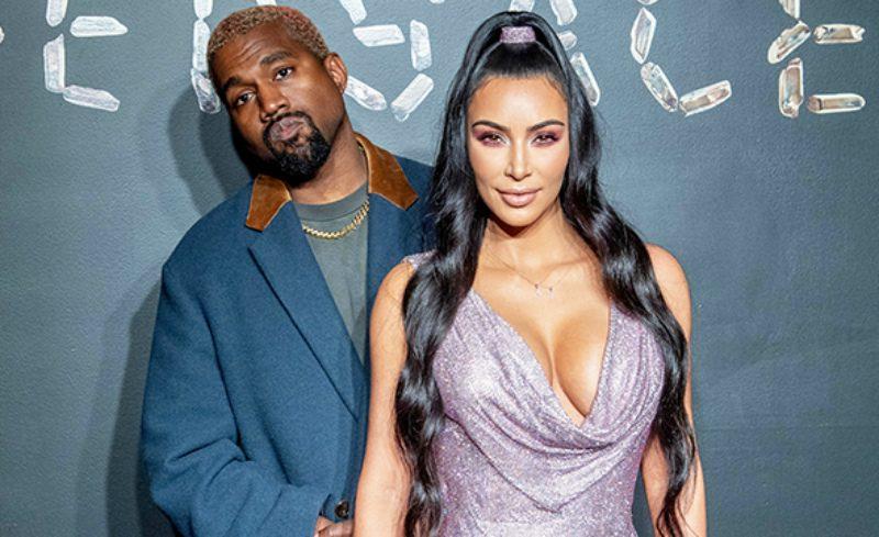 Развод спланирован: Ким Кардашьян готовится к разводу с Канье Уэстом