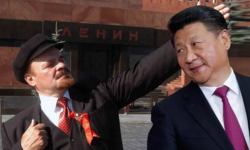 Ленина давно бы захоронили, но боятся Китая?